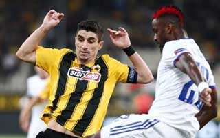 UEFA Champions League                             – Play-Offs AEK Athens 1-1 Videoton 28-08-2018