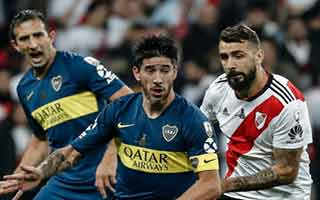2018 Copa Libertadores                             – Final – Second Leg River Plate 3-1 Boca Juniors 09-12-2018