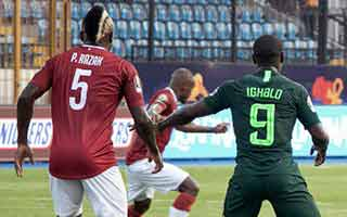 Africa Cup of Nations 2019                             – Group B Madagascar 2-0 Nigeria 30-06-2019
