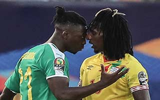 Africa Cup of Nations 2019                             – Quarter Final Senegal 1-0 Benin 10-07-2019