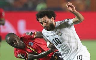 Africa Cup of Nations 2019                             – Group A Uganda 0-2 Egypt 30-06-2019