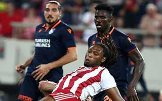 UEFA Champions League                             – 3rd qualifying round Olympiacos 2-0 อิสตันบุล 13-08-2019