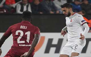 UEFA Europa League                             – Group E CFR Cluj 1-0 แรนส์ 07-11-2019